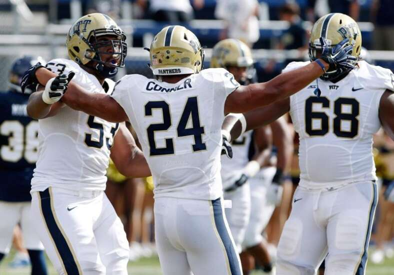 3-0 and Pitt is something again