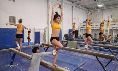UI eyes new women's gymnastics, spirit squad training center