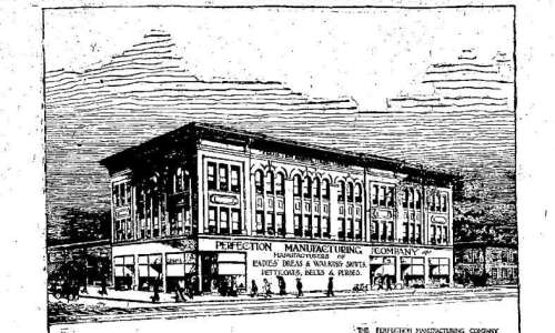 The time a downtown Cedar Rapids clothing factory became a…