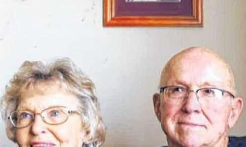 69th Anniversary - Millie and Bob Louvar