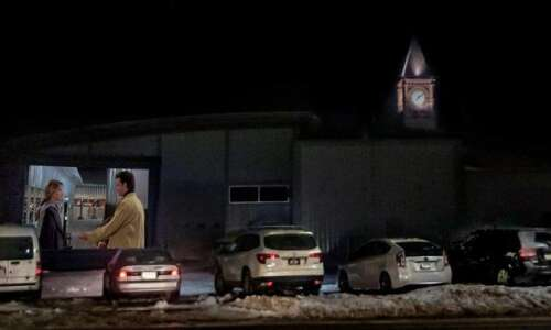Fairfield arts center hosts drive-in movie