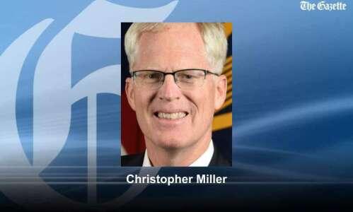 Former Iowan to head National Counterterrorism Center