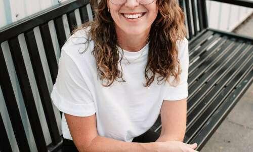 Cara Lausen, candidate for Linn-Mar School Board