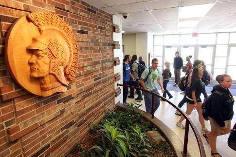High school hot topic in Iowa City district