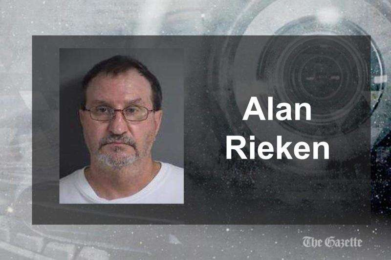 North Liberty man accused of threatening to shoot police, others