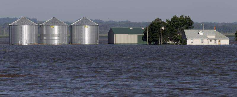 Feds ordered to pay landowners for flooding damage along lower Missouri River