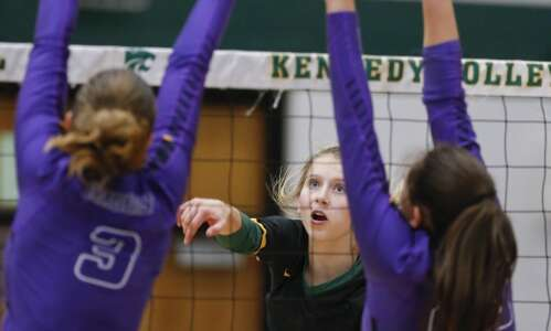 C.R. Kennedy's successful season comes to an end against Johnston