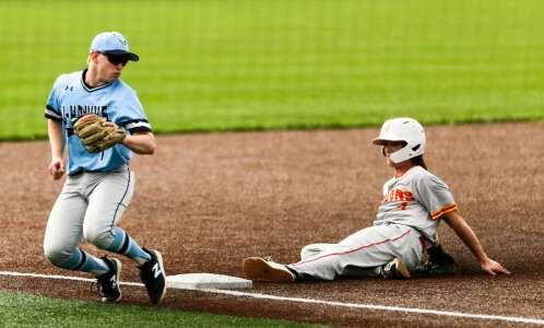 Photos: Metro tournament - Iowa high school baseball