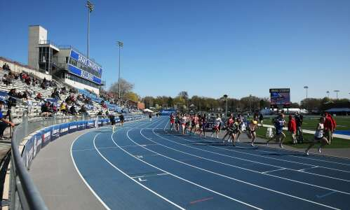 All 3 days of state track will be split into…