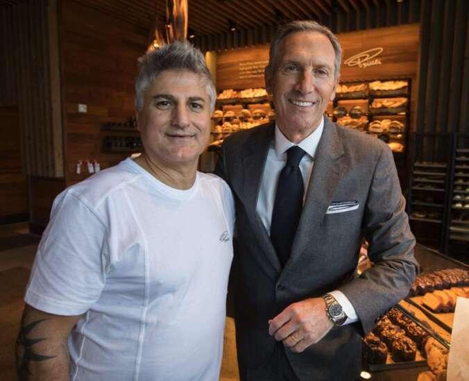Starbucks opens first artisanal bakery