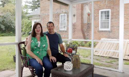 Couple take on historic renovation of 1863 home in the…