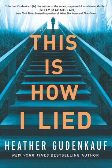 Maquoketa Caves provide backdrop for Heather Gudenkauf's mystery, 'This is How I Lied'
