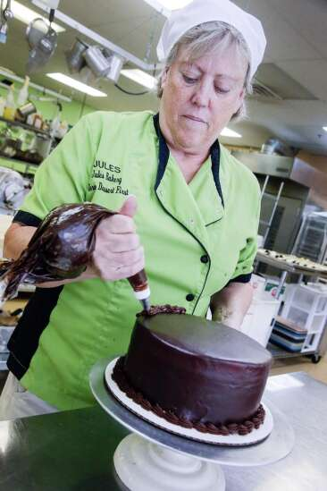 Marion's Jules Bakery for sale after 18 years in business