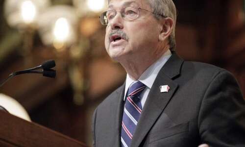 Trump best to lead on national security, Branstad says