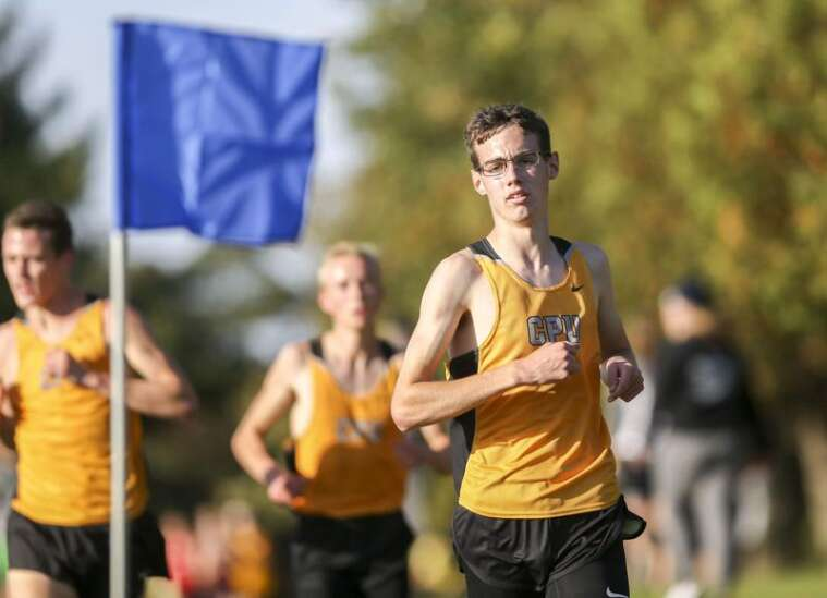 A look at Thursday's conference cross country meets