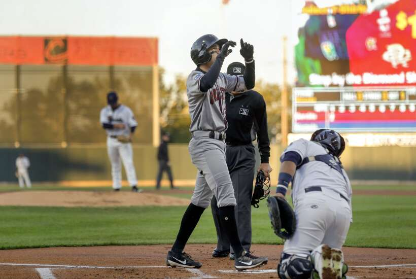 Quad Cities jumps on Cedar Rapids Kernels early, eases to High-A Central League championship