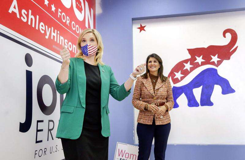 Will Nikki Haley run for president in 2024? Plenty of time to decide, she says in Iowa visit
