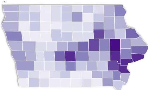 Meet the rogue analyst fact-checking Iowa's pandemic math