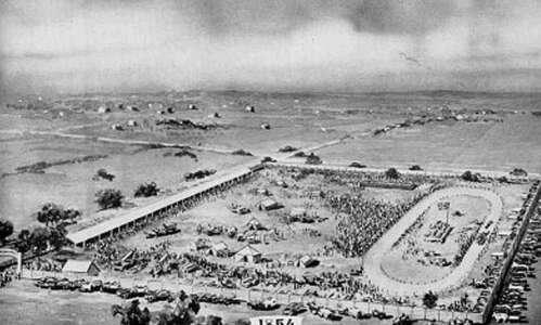 The Iowa State Fair wasn't always in Des Moines