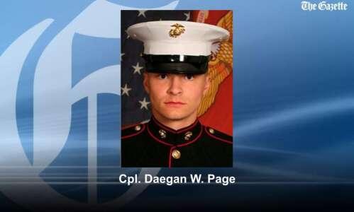 Marine raised in Iowa among those killed in Afghanistan bombing