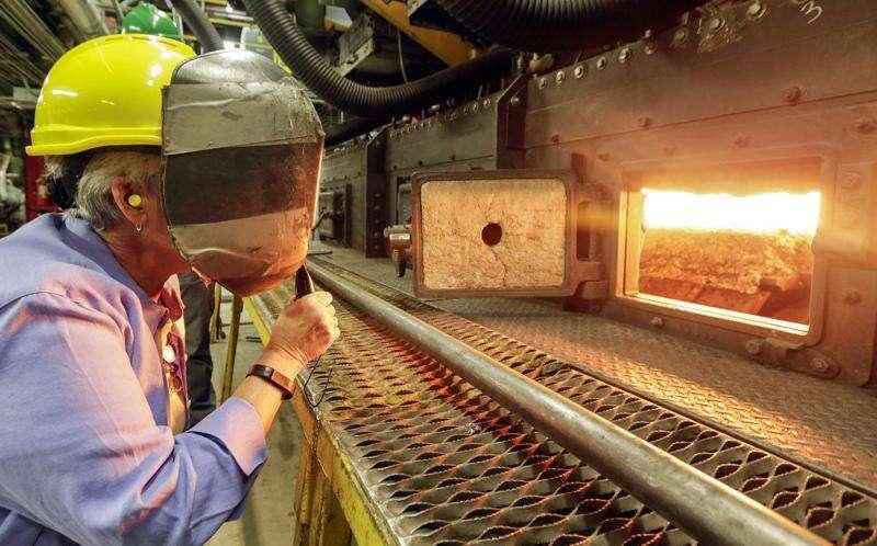 University of Iowa ramps up use of biomass fuel