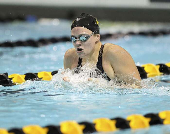 As Iowa tried to cut their team, these Hawkeye women's swimmers balanced NCAA qualification with exploring transferring