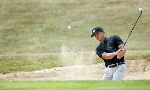 Photos: 2021 Cedar Rapids City Amateur golf tournament second round