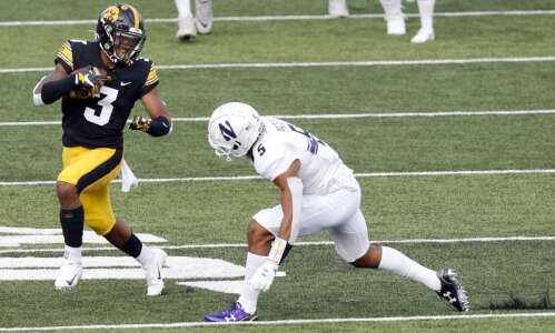 Iowa football summer check-in: Wide receivers