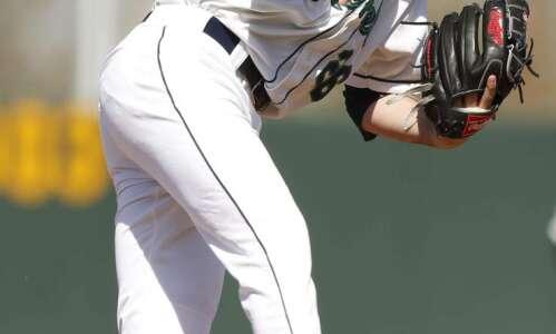 Clark Beeker of Cedar Rapids Kernels selected to Midwest League…