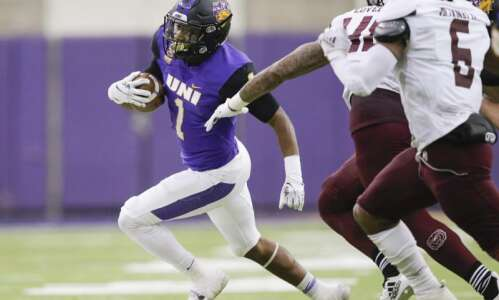 UNI football summer check-in: Wide receivers