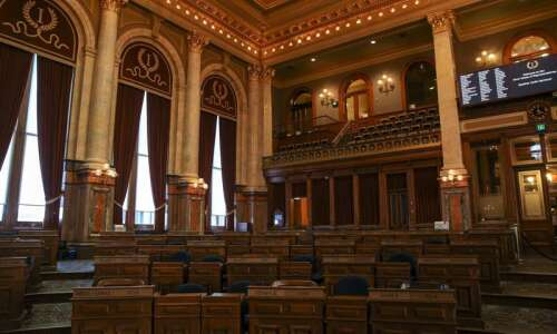 Unions argue unemployment benefits changes are attack on Iowa workers