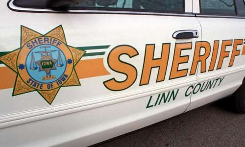 Pedestrian struck by driver transported to UIHC with life-threatening injuries