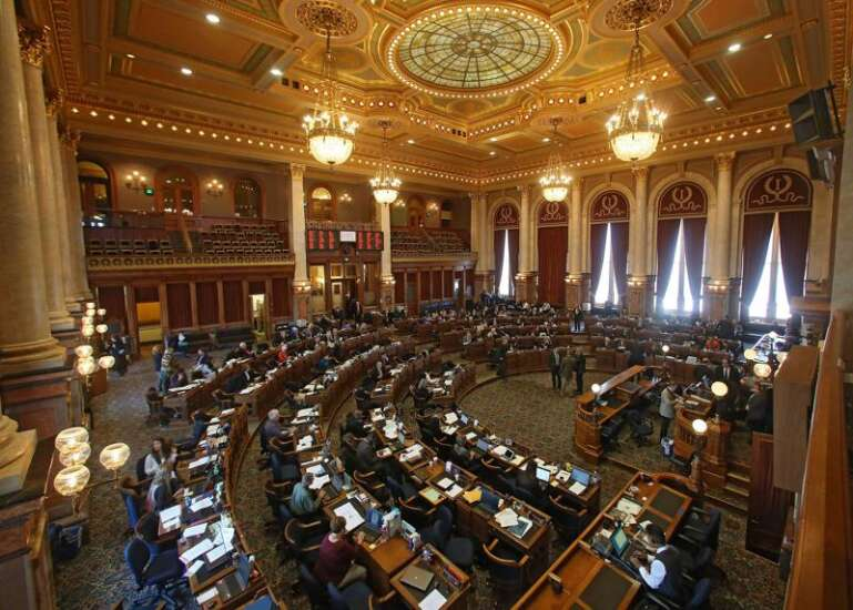 Iowa lawmakers tasked with serving all Iowans