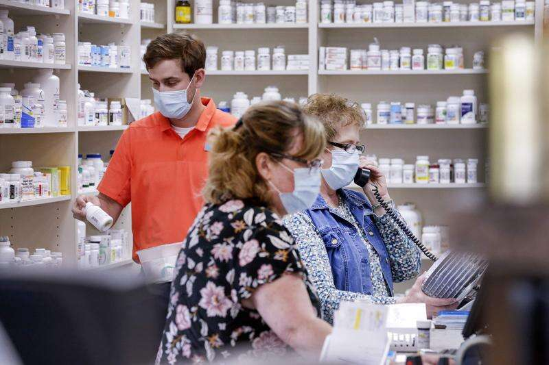 Clark's Pharmacy offers small-town service, even during coronavirus