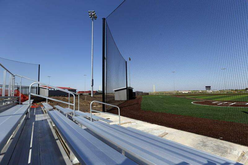 Prospect Meadows gets ready to play ball