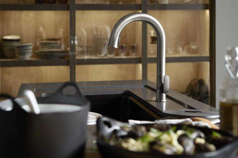 A touchless kitchen faucet can be a very smart choice