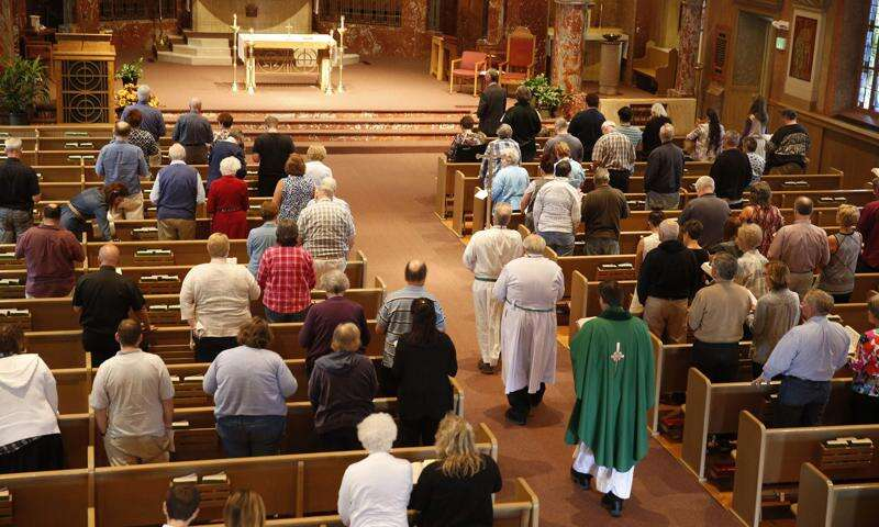 Special Mass in Cedar Rapids offers support for people with mental illness