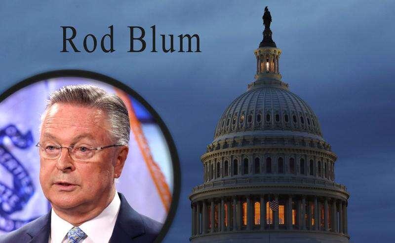 Blum: Biggest barrier to reform is Washington swamp