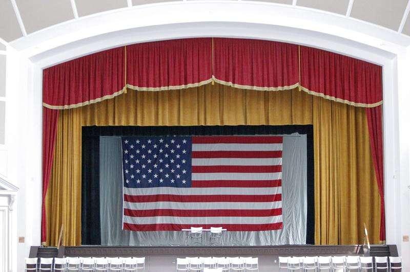 Veterans Memorial Building renovation complete