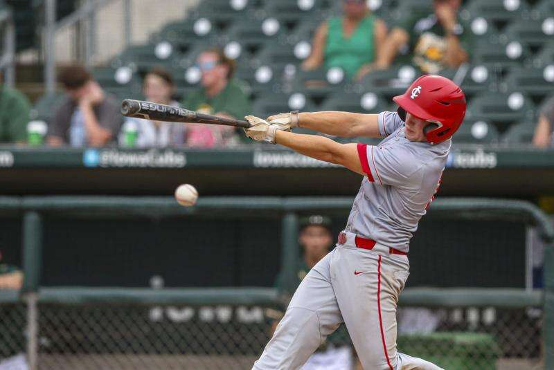 Gable Mitchell will continue baseball career at Iowa