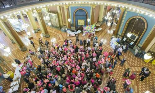 Iowa's family planning service use plummets 85 percent after switch…