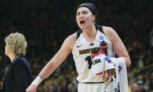 Iowa vs. Missouri: NCAA Tournament final score, stats, highlights