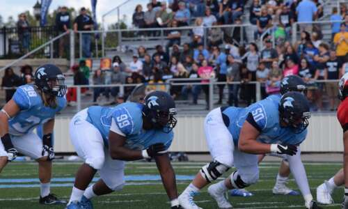 Cedar Rapids Prairie alum JoJo Simpson becoming a D-line force…