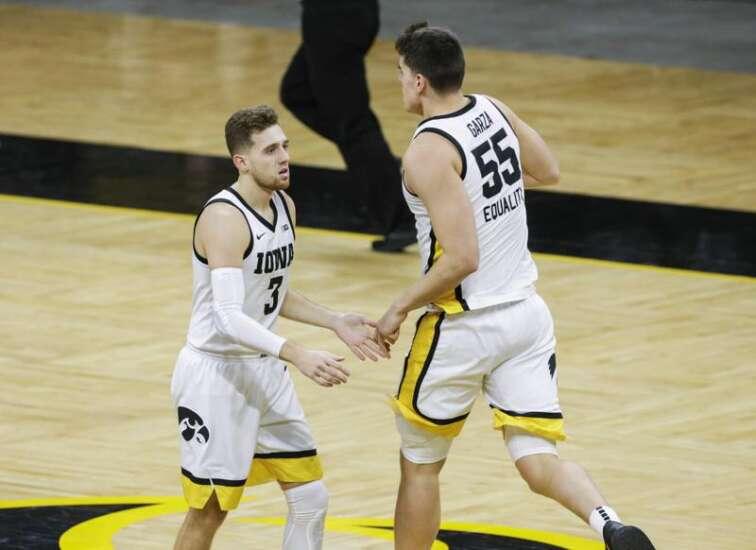 Luka Garza and Jordan Bohannon: Big numbers, bigger impact