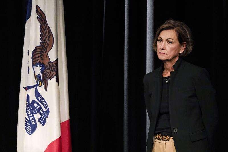 Iowa's watered-down mask mandate won't extinguish COVID inferno