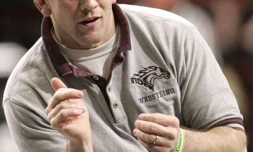 Independence prepares to host two-day wrestling tournament
