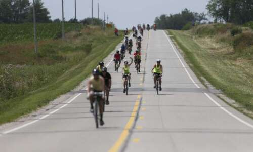 RAGBRAI 2019 in photos: Day 5, Centerville to Fairfield