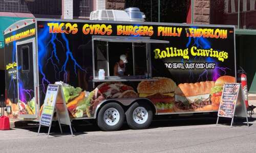 Mike and Nikki turn to food truck after fire