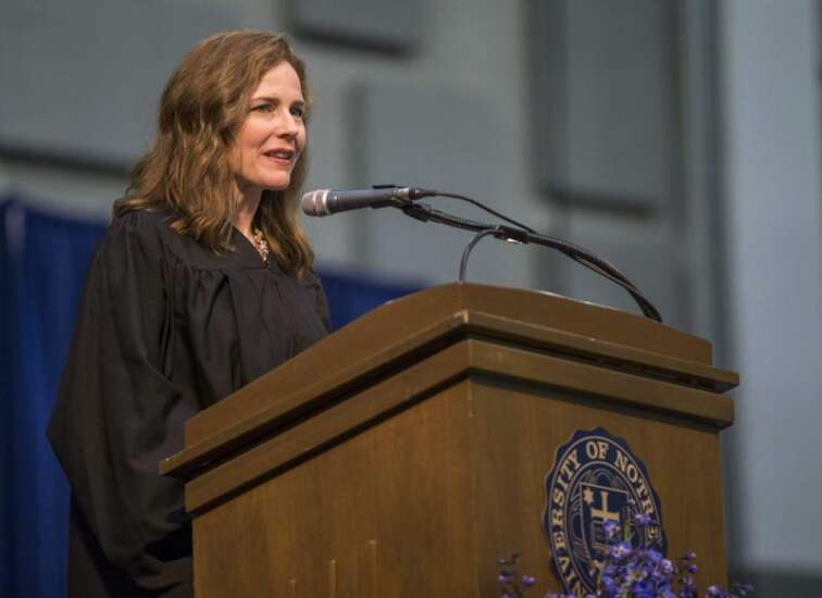 Trump expected to nominate Amy Coney Barrett to fill Ginsburg seat, kickingff Supreme Court fight weeks before election