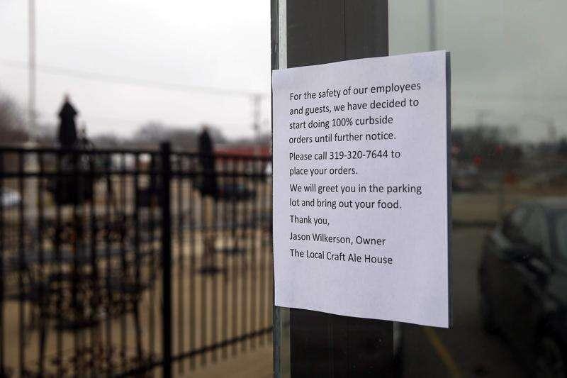 As Iowa inches toward shutdown, let the liquor flow